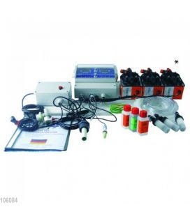 TPS-HP2 vollautomatischer Düngecomputer mit 3 Dosierpumpen