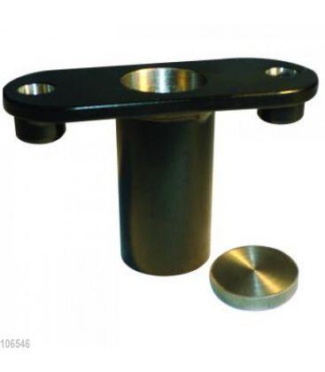 Jack Puck 2-Tonnen-Pressform, klein, rund
