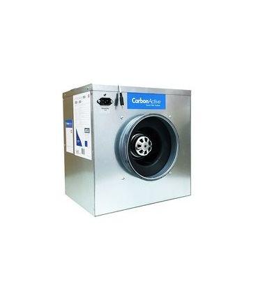 CarbonActive EC Silent Box 1000m³/h 200mm 1200 Pa