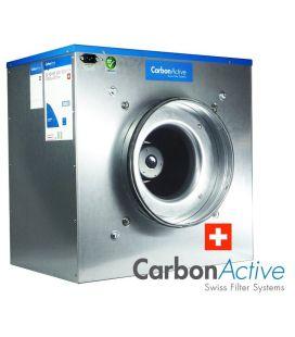 CarbonActive EC Silent Box 5000m³/h 400mm 1400 Pa