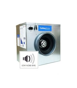CarbonActive EC Silent Box 750m³/h 200mm 700 Pa