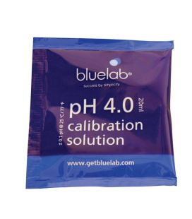 Bluelab pH-Eichlösung, 4,0 pH, 20 ml