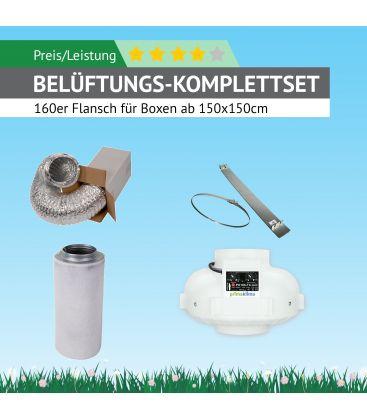 """AKF-Belüftungs-Set 160 Komplettset """"Top-Preis-Leistung"""""""