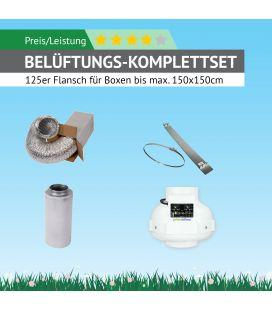 """AKF-Belüftungs-Set 125 Komplettset """"Top-Preis-Leistung"""""""