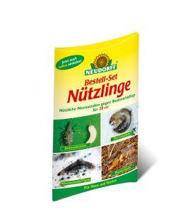 Neudorff Bestell-Set für Nematoden gegen Bodenschädlinge