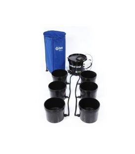 IWS Flood and Drain Basic System 6 POT inkl. Flextank 100l