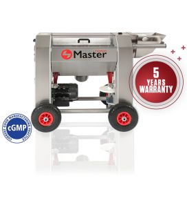 Master Trimmer Tumbler Machine