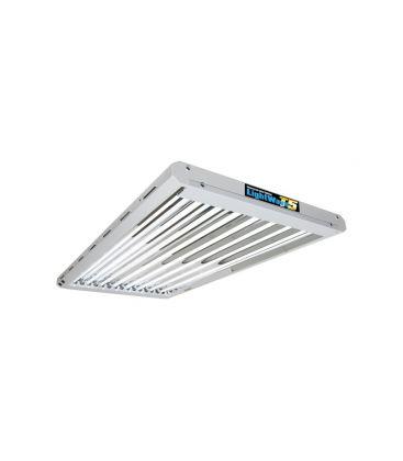 Lightwave T5 Stecklingsbeleuchtung 432W (8x 54W Leuchtstoffröhren)